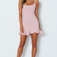 Luella Mini Dress Pink