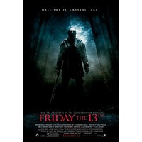 Friday The 13Th poster 11Inx17In Poster