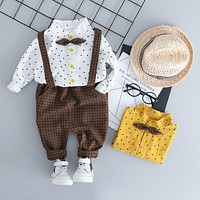 Gentleman Style Baby Boys Suits