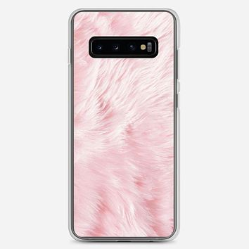 Fluffy Girly Samsung Galaxy S10 Plus Case