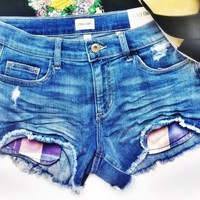 Into You Mid Rise Short