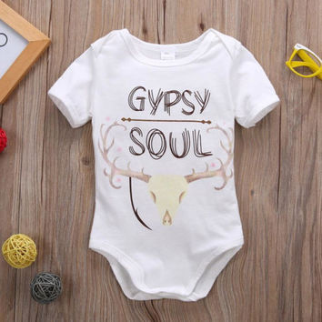 Baby Bodysuit Infant Jumpsuit Overall Body Suit Baby Clothing Summer Cotton Baby Bodysuits For Boys Girls Clothes