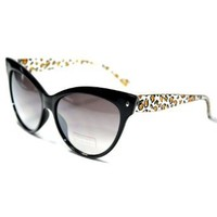 Sonic S10 Style 4 Vintage Cateye Women's Sunglasses with Protective Soft Pouch