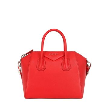 Givenchy Antigona Small Red Bag