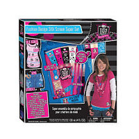 Monster High Silkscreen Kit
