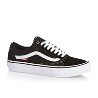 Vans Men's Old Skool Pro Bla Skate Shoe
