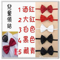 Children Clothes 2014 Bow Tie Boys And Girls.Students Bow Tie Fashion Bow Baby Ties Children's Ties,10pcs/lot,