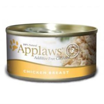 Applaws Chicken Breast Can Cat Food 2.47 ounce