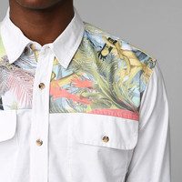 Civil The Hendrix Shirt - Urban Outfitters