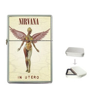 New Nirvana (In Utero) Flip Top Lighter