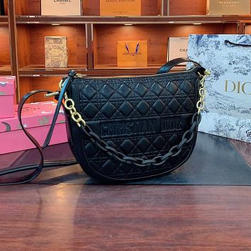 Dior handbag all-match casual messenger bag