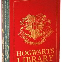 The Hogwarts Library