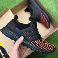 ADIDAS Ultra Boost 2018 new men's retro casual shoes