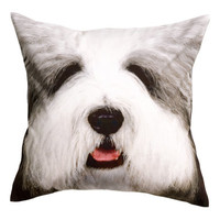 H&M Cushion cover with a print £6.99
