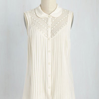 Winsome in the Willows Sleeveless Top