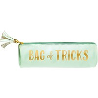 Bag If Tricks World Traveler Round Pouch With Tassel