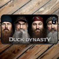 Iphone case Duck Dynasty Iphone 4 case Iphone 5 case Cover cool awesome Iphone 4s case Samsung Galaxy Case