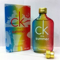 Perfect Canelin Kiskha CK one summer Perfume 100ML
