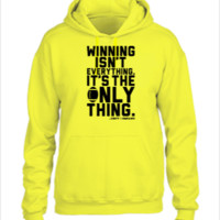 Winning Isnt Everything