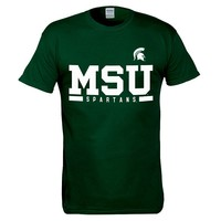 Michigan State Spartans Cadence Tee