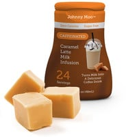 CAFFEINATED CARAMEL COFFEE MILK INFUSION