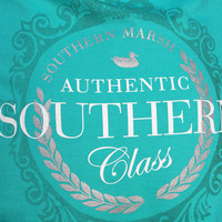 J.R. Crider's Clothing & Apparel — The Long Sleeve Southern Class Tee