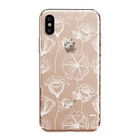 Tulip Garden - iPhone Clear Case