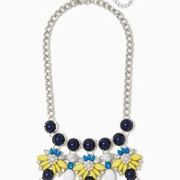 Angelica Cluster Necklace | Fashion Jewelry | charming charlie
