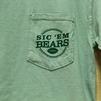 Baylor Football Icons Pocket
