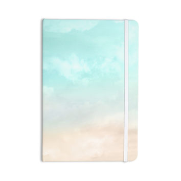 """Michelle Drew """"Vintage Blue Skies"""" Blue Photography Everything Notebook"""