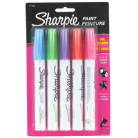 Assorted Medium Point Sharpie Paint Markers | Hobby Lobby