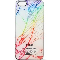 Zero Gravity Cracked Out iPhone 5/5S Case - Womens Scarves - Multi - One