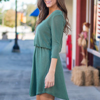 You're So Classic Dress, Olive