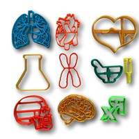 Medical Set Cookie Cutters (Set of 10 items)