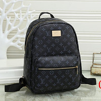Louis Vuitton LV Fashion Classics Leather Backpack