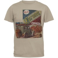 Corona - Woody Soft T-Shirt