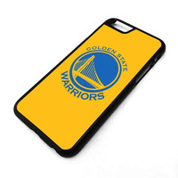 GOLDEN STATE WARRIORS iPhone 4/4S 5/5S 5C 6 6 Plus Case Cover