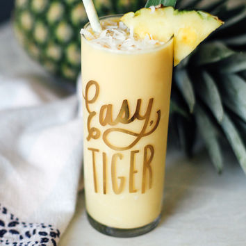 Easy, Tiger Cocktail