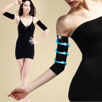 Womens Slim Weight Loss Arm Shaper Fat Buster off Cellulite Belt Wrap Band  D_L = 1712967300