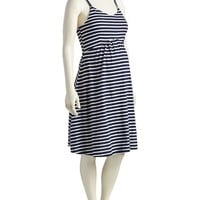 Old Navy Maternity Striped Cami Fit & Flare Dresses