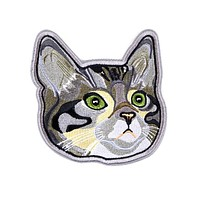 Curiosity Cat Patch