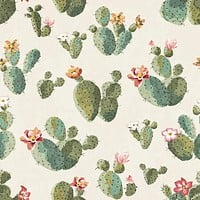 Insufferable Succulents Wallpaper
