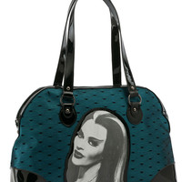 Lily Munster Lace Handbag