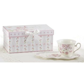 Poppyseed Tea or Coffee Snack Set in Gift Box