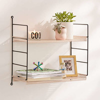 Adjustable Perforated Shelf | Urban Outfitters