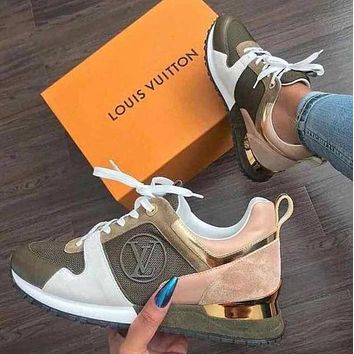 Louis Vuitton LV Women Fashion Casual Shoes