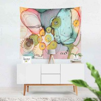 Wall Art Tapestry 'Dance With Me'