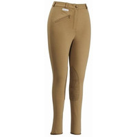 TuffRider Womens Equestrian Knee Patches Pants
