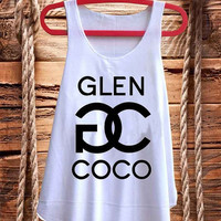 Glen Coco Mean girls best design for Tank top mens and Tank top Girls fashion