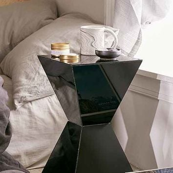 Abigail Glass Side Table